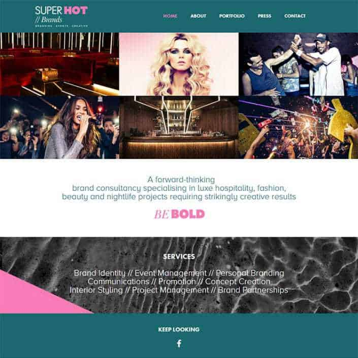 WordPress web design Ibiza & Holland