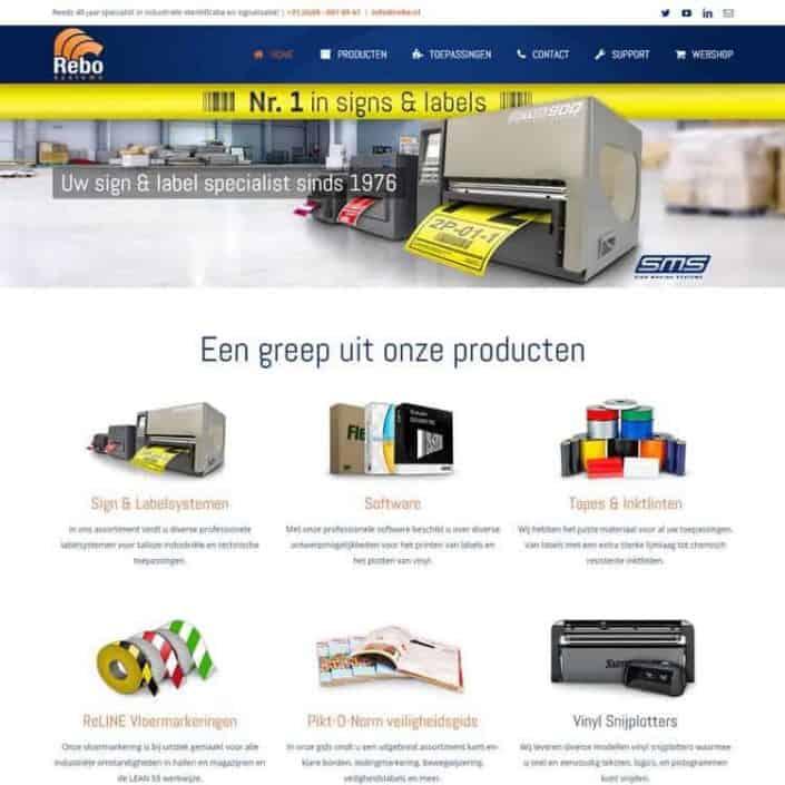 Web design Nederland